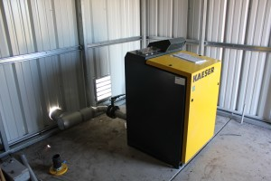 Chamisal Wastewater Blower