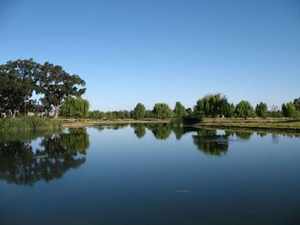 Lakes of Atascadero Fishing Pond